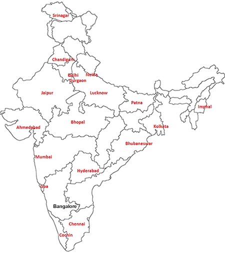 Ganvin Infratech Limited on india map with lakes, india map with important cities, india map with capitals, india map with roads, india map with rivers, india map with airports, india map with railroads, india map with mountain ranges,